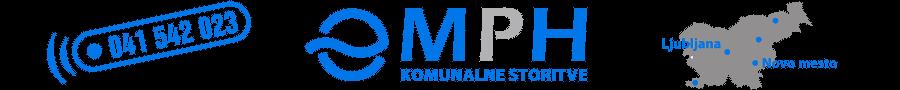 MPH komunalne storitve in čiščenje kanalizacije