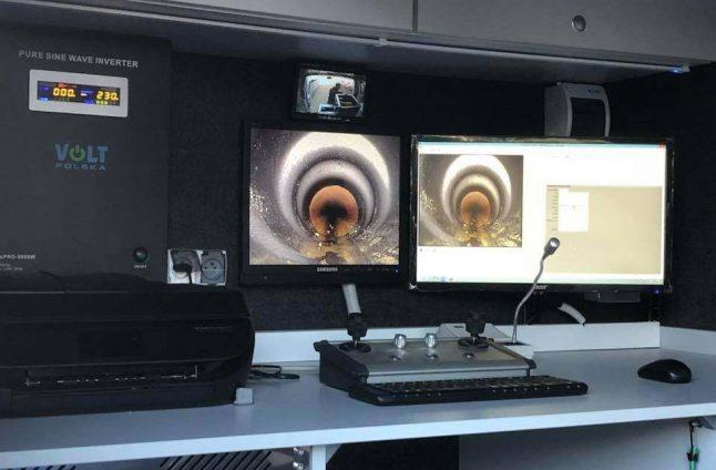 MPH d.o.o. - pregled kanalizacije s kamero